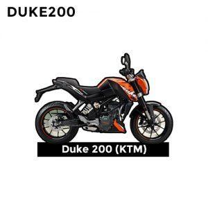 Duke 200 CC