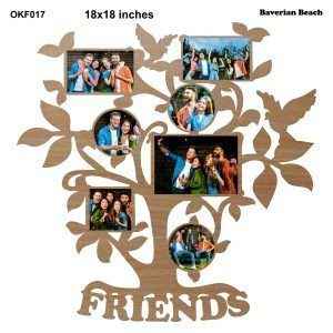 Best Friends Tree Frame OKF017