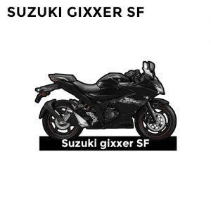 Buy Suzuki Gixxer SF 250 CC