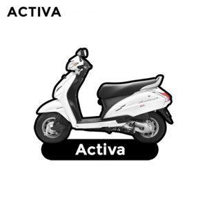 Buy Activa 125 CC Keychain