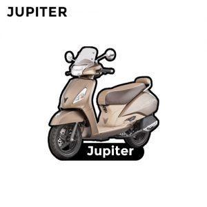 Buy Jupiter 125 CC Keychain