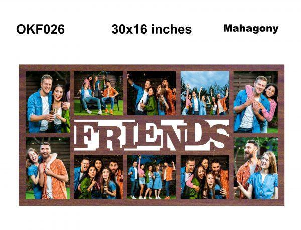 Friends Photo Frame OKF26