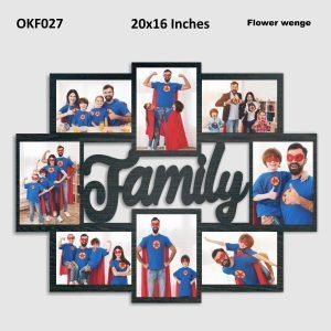 Family Photo Frame OKF27