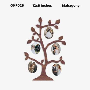 Best Personalized Tree Photo Frame OKF28