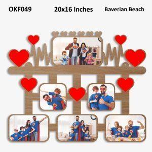 Buy Best Personalized Photo Frame OKF049