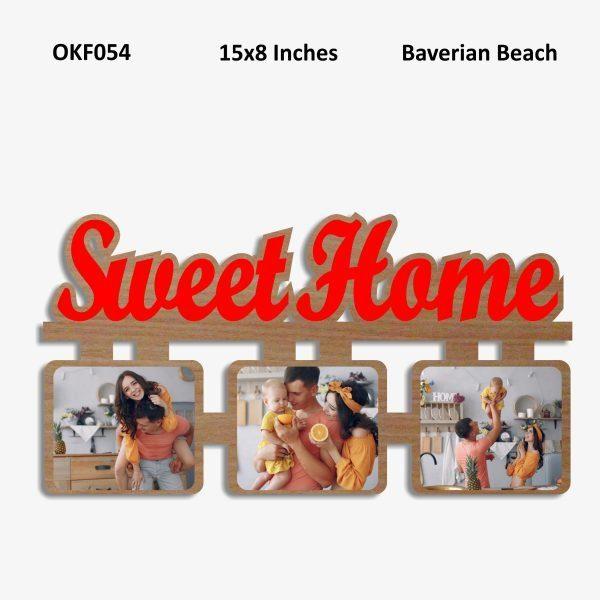 Sweet Home Photo Frame OKF054