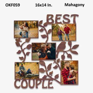 Buy Best Couple Photo Frame OKF059