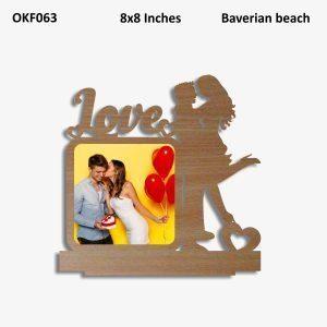 Buy Best Love Photo Frame OKF063