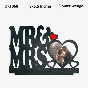Buy Best Mr And Mrs Photo Frame OKF068