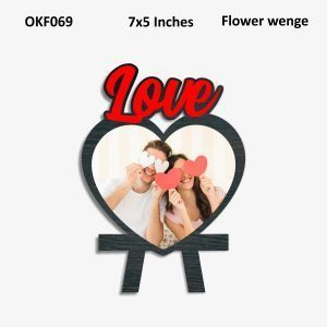 Buy Best Love Photo Frame OKF069