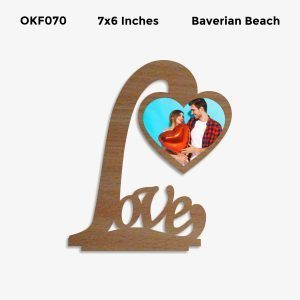 Buy Best Love Photo Frame OKF070