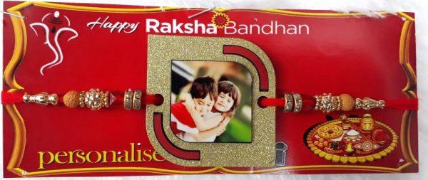 Personalized Photo Rakhi OKSR007