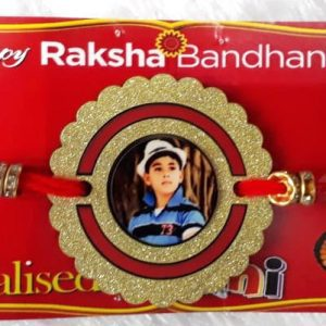 Best Personalized Photo Rakhi OKSR010