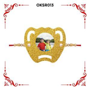 Best Personalized Photo Rakhi OKSR013