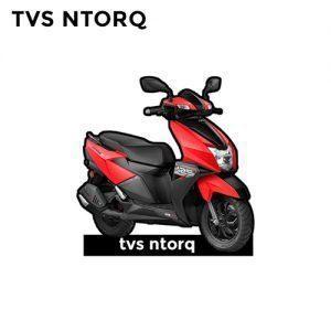 Buy TVS Ntorq 125 CC Keychain