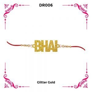 Best Buy Bhai Designer Rakhi DR06