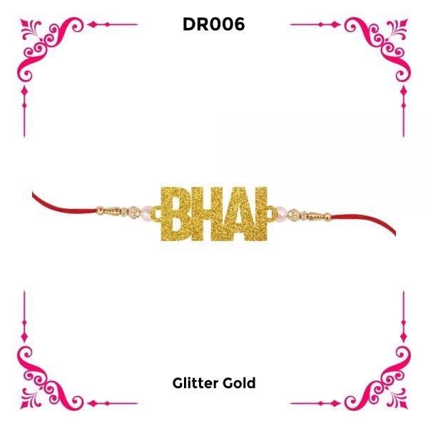 Bhai Designer Rakhi DR06